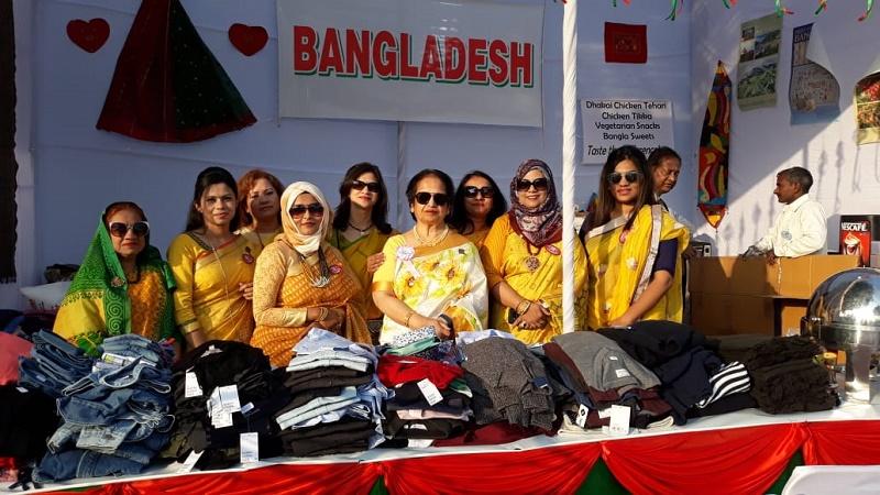 Bangladesh pavilion attracts visitors in New Delhi DCWA fair