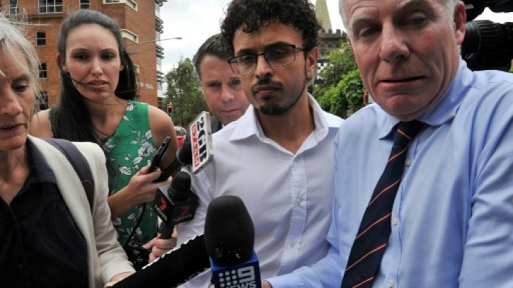 Test cricketer Khawaja's brother arrested over fake terror 'hit list'