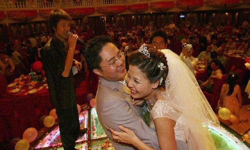 China cracks down on wedding extravaganza and extreme pranks