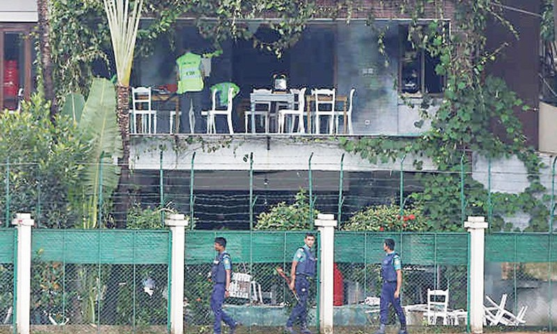 Trial begins in attack on Gulshan cafe in which 22 died