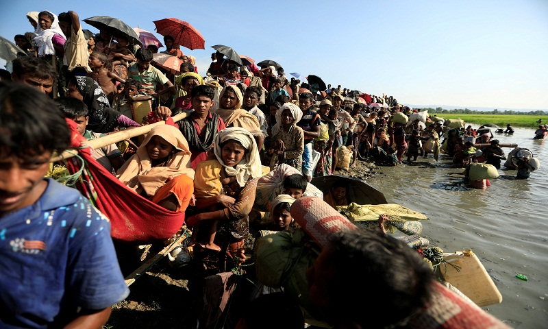 Build trust among Rohingyas before repatriation