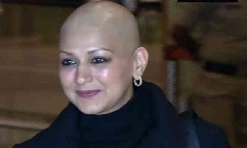 Sonali Bendre rediscovers simple joys of life as she returns home after cancer treatment in New York