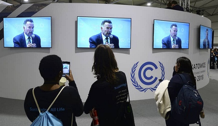 At-risk nations plead for 'justice' at UN climate summit