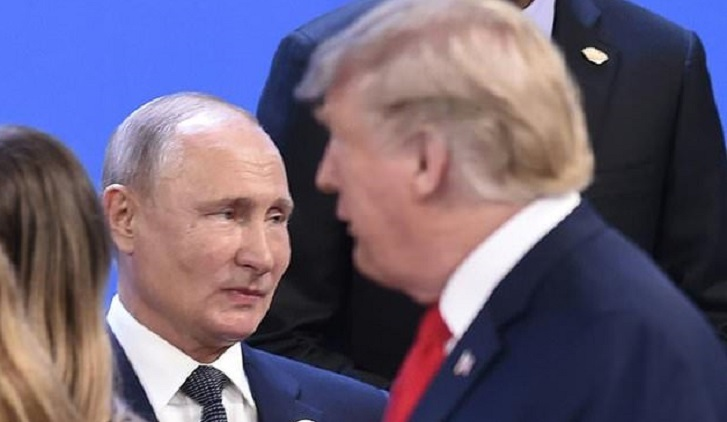 Putin rejects US claim Russia breaking arms treaty
