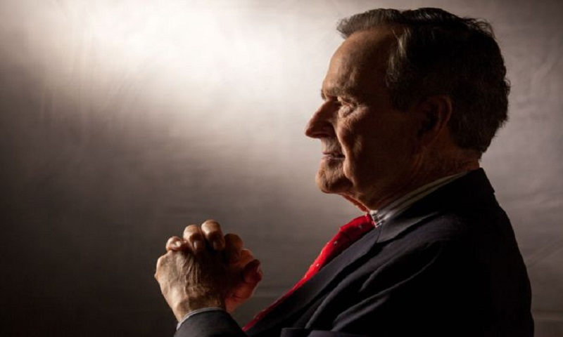 George HW Bush: A legacy repackaged for Trump era
