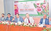 3-day int'l flower expo begins tomorrow