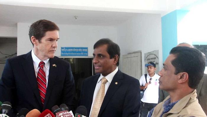 Address root causes of Rohingya crisis, US to Myanmar