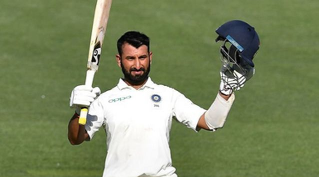 Pujara ton helps India claw back against Australia