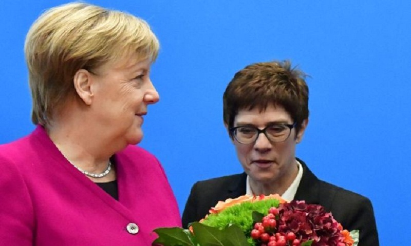 German CDU: End of era as race to succeed Merkel hits climax