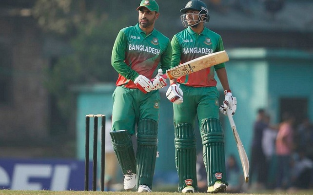 Tamim, Soumya hit tons in practice match against W Indies