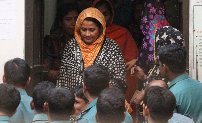 Viqarunnisa teacher lands in jail over Aritree's suicide