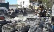 Suicide car bombing kills 3 in southeast Iran