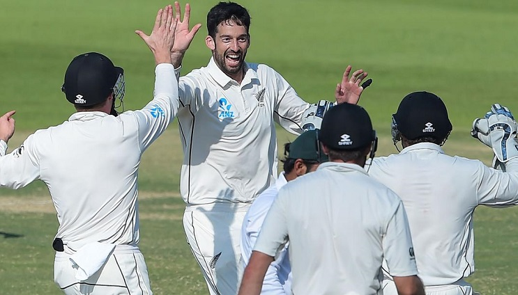 New Zealand beat Pakistan in third Test to win series