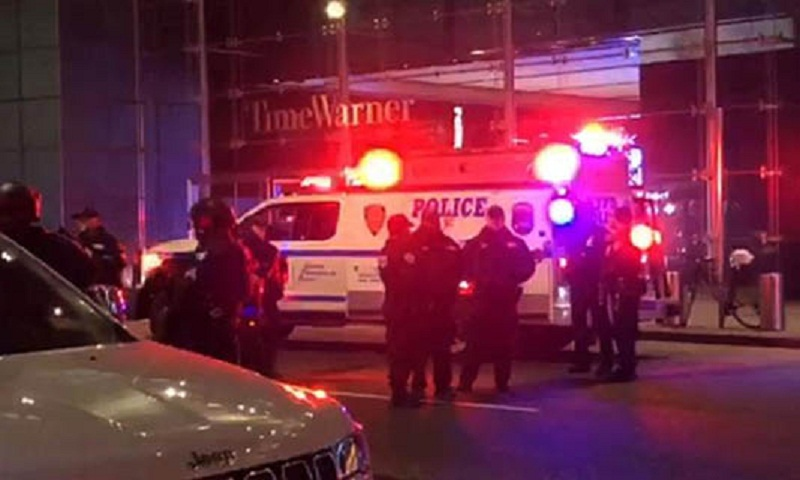 CNN offices evacuated after bomb threat, says network