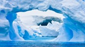 Ice is a lifeline for the world's coldest region