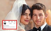 Priyanka Chopra adds Jonas to surname on social media
