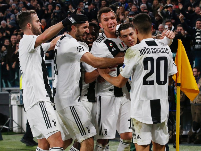 Juventus beats Inter 1-0 to open up 11-point lead in Serie A