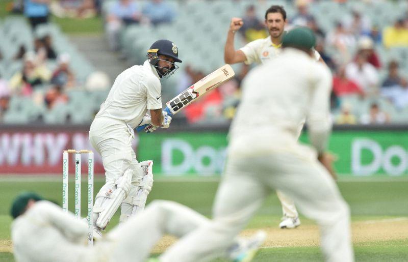 India take stranglehold on 1st Australia Test