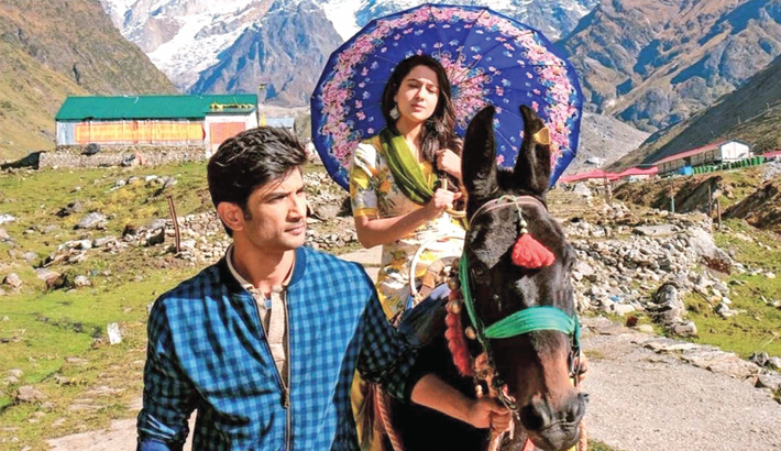 Screening of Kedarnath banned in seven districts of Uttarakhand