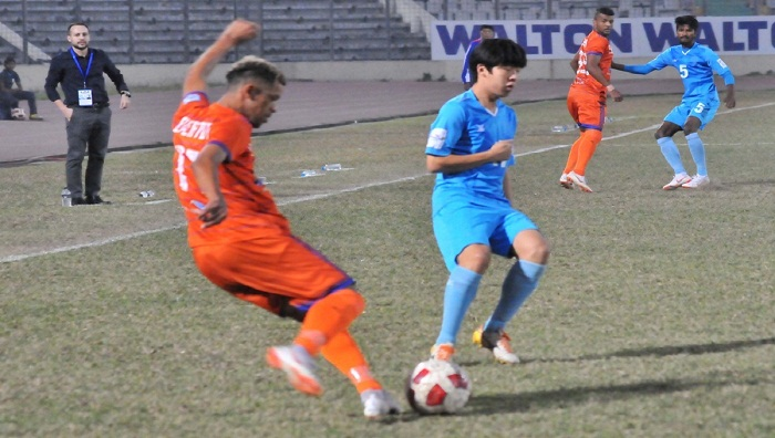 Independence Cup Football: Both matches end in goalless draw