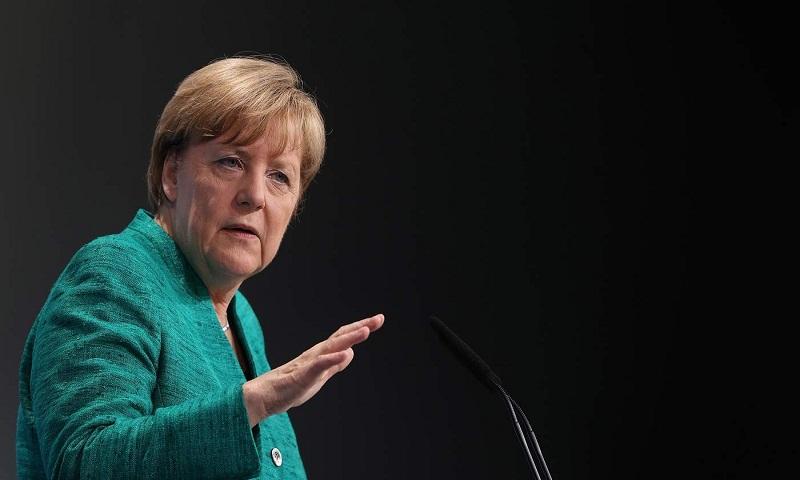 Angela Merkel's quiet power