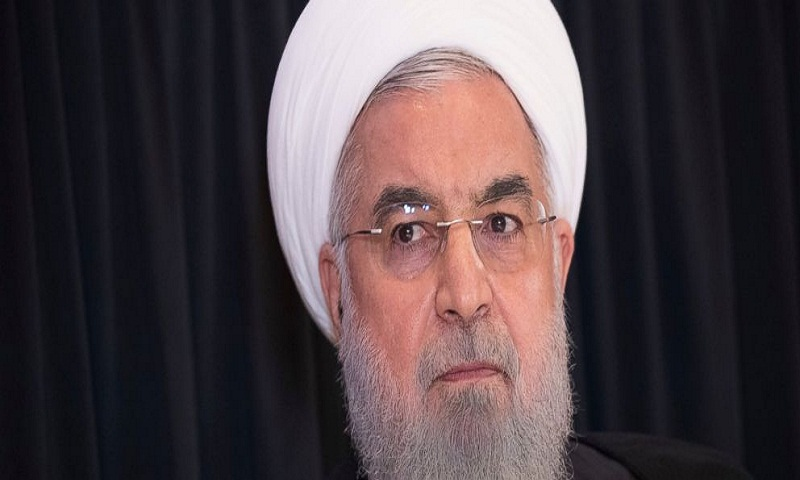 Rouhani warns weakened Iran less able to fight trafficking