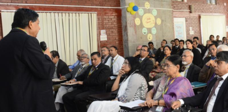 Faculty Development Workshop held at IUBAT