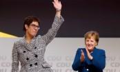 Annegret Kramp-Karrenbauer: Merkel choice elected CDU leader
