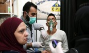 Syria war: US and UK say alleged rebel chemical attack 'fabricated'