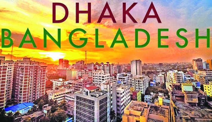 Dhaka City of the future
