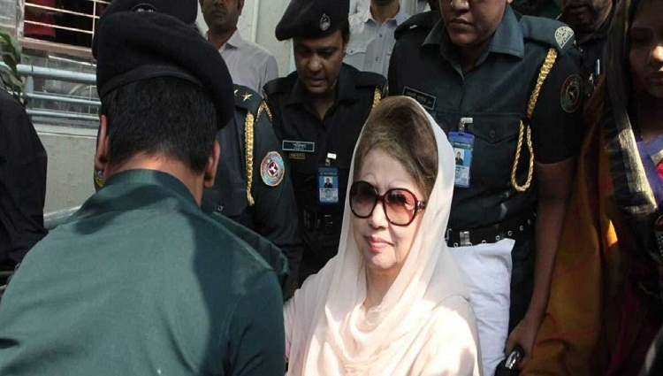 Khaleda files writ petitions against nomination rejection by Election Commission