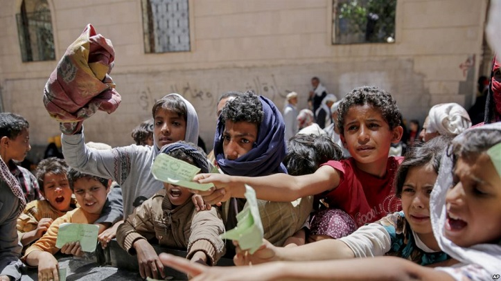 20 million Yemenis food insecure due to war