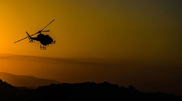 At least 5 officials dead in Sudan helicopter crash