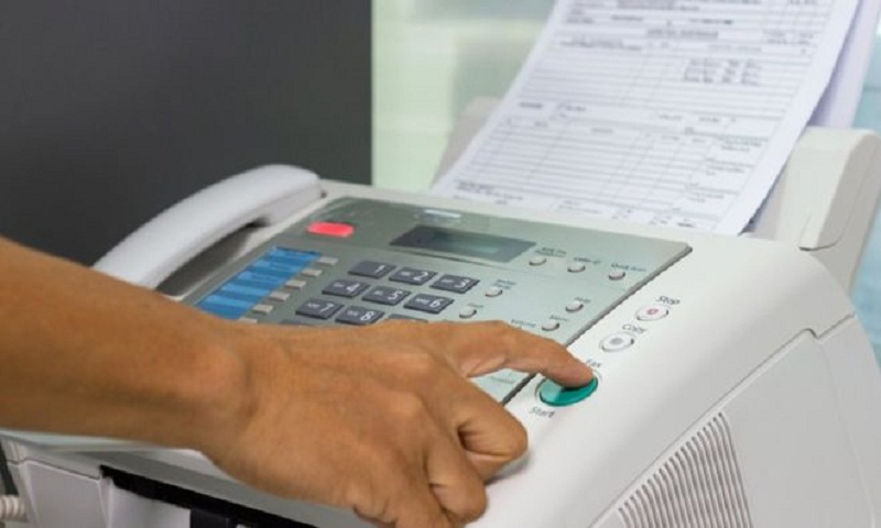 Government bans fax machines in the NHS