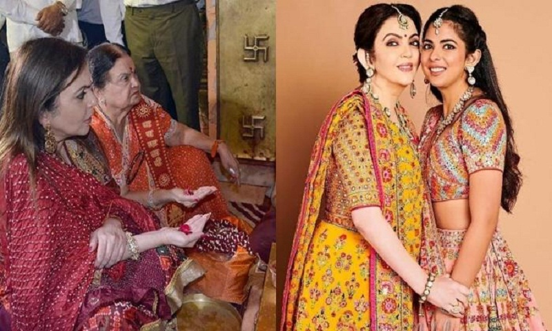 Isha Ambani wedding: Did you miss the gorgeous details on the invitation card?