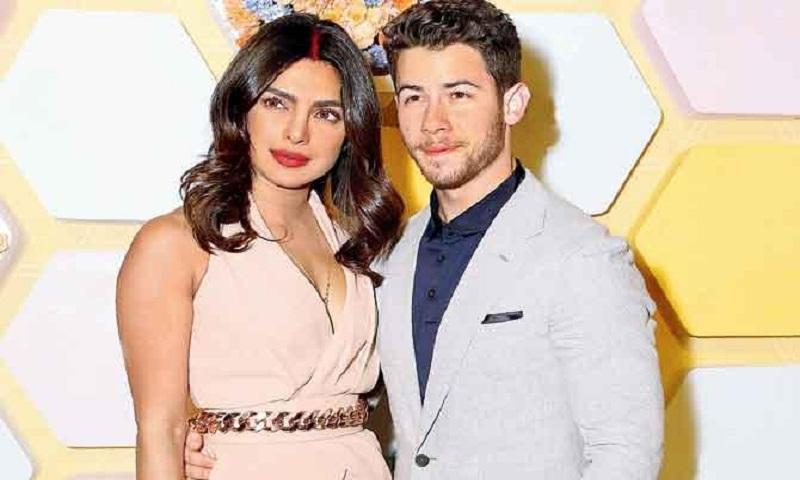 Priyanka Chopra and Nick Jonas to host Mumbai reception on December 20