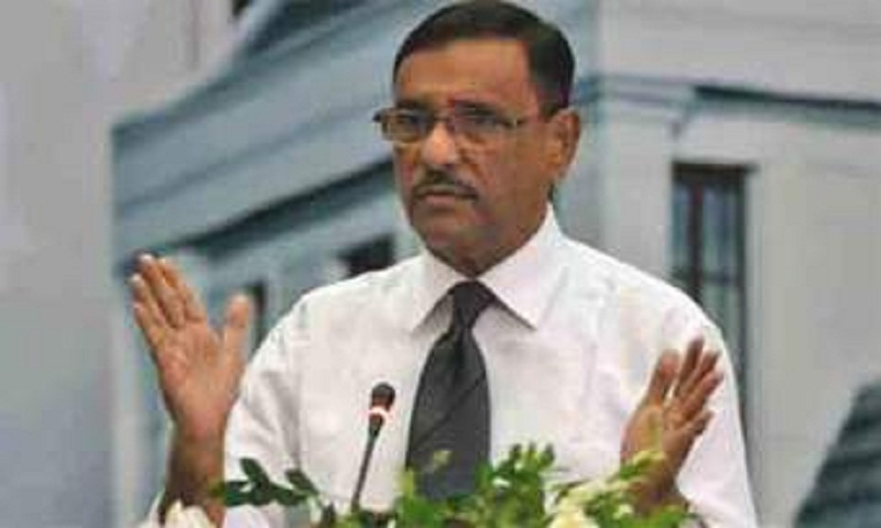 Festive mood flows in country due to election: Quader