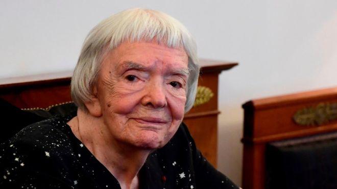 Lyudmila Alexeyeva: Russian human rights activist dies aged 91