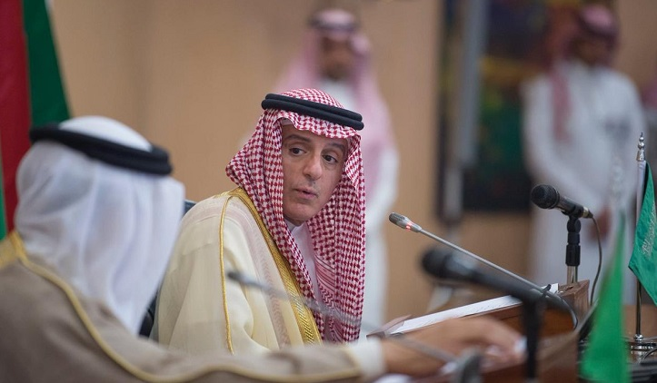 Arabs in talks with US for security pact, Saudis say