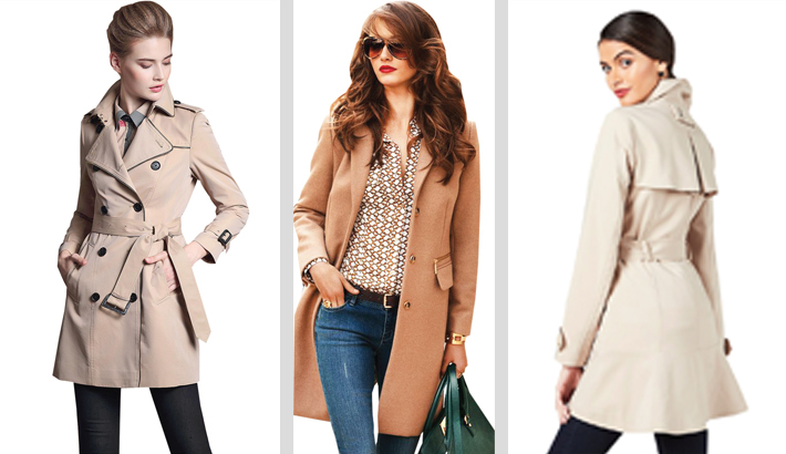 Trench Coats: Wear It Like A Lady
