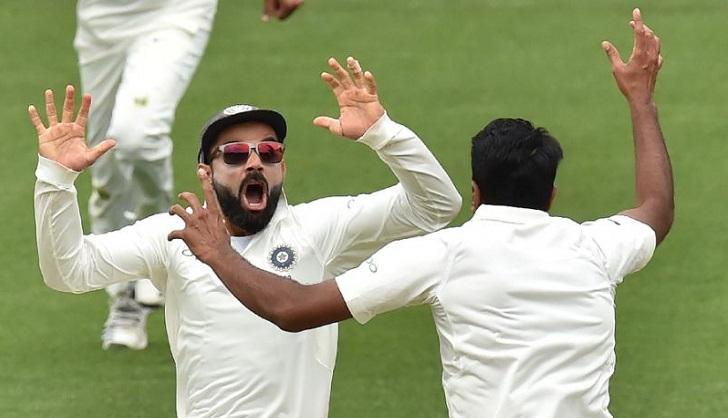 Kohli savours 'very special' victory over Australia