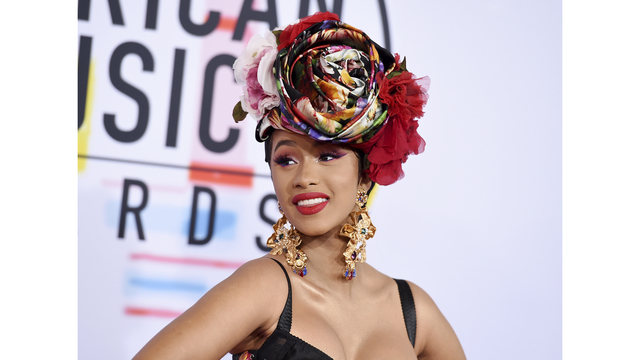 Cardi B, Pharrell, Kanye draw crowds in Miami