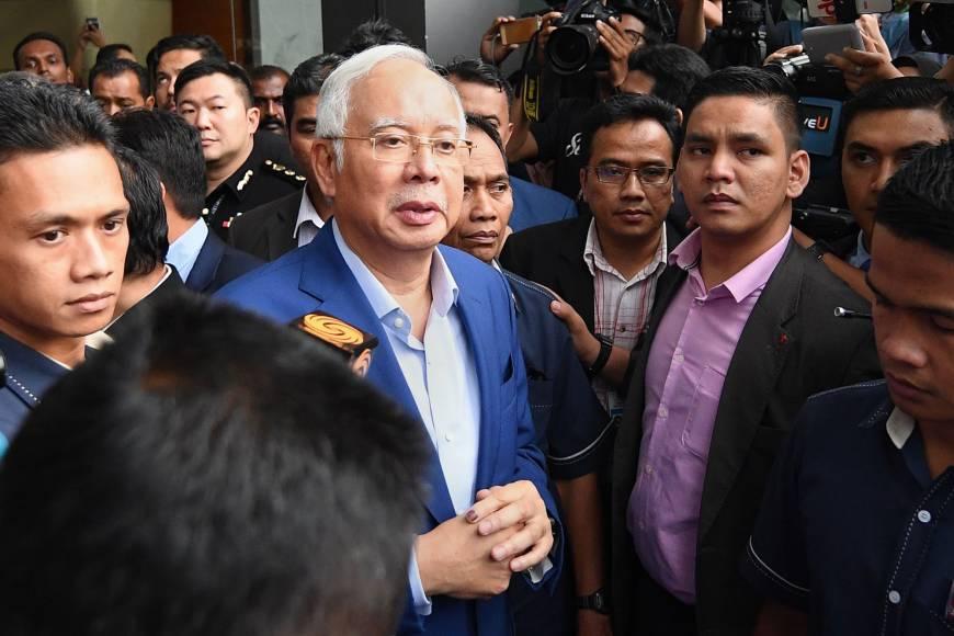 Najib arrested for tampering of 1MDB report