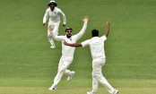 India end 10-year win drought in Australia first Test nail-biter