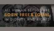 Human Rights Day Monday