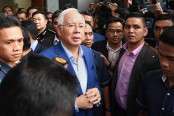 Najib arrested for tampering of 1MDB report