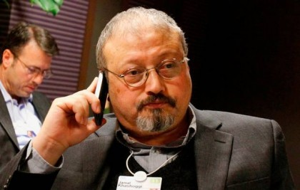 'I can't breathe' were Khashoggi's final words, report says