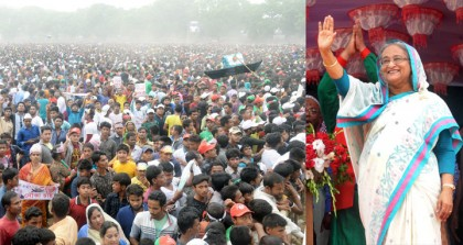 Hasina to flag off election campaign from Tungipara on December 12: Nanak