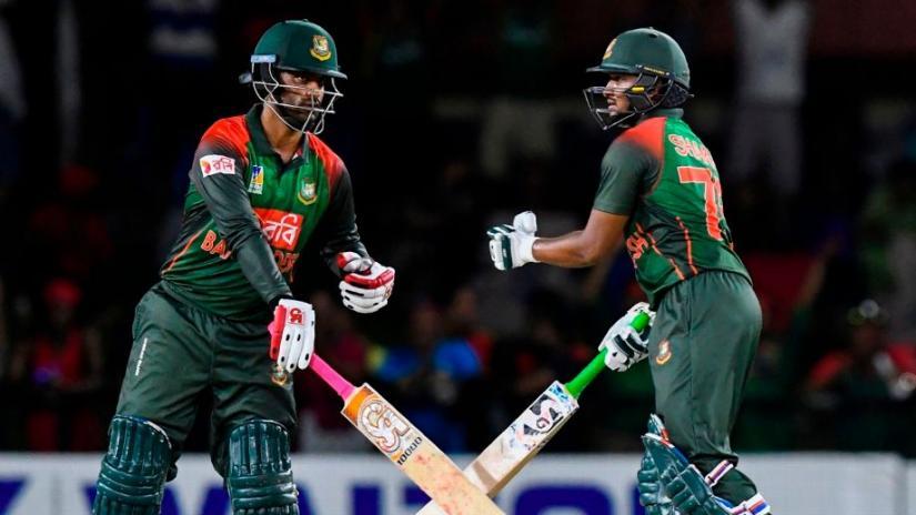 Bangladesh set 256-run target for West Indies