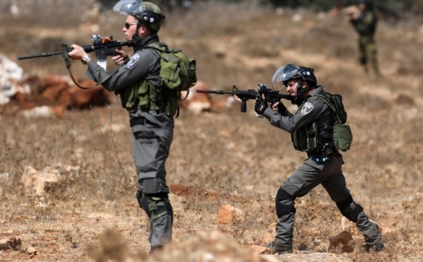 Palestinian shot dead by Israeli forces in West Bank